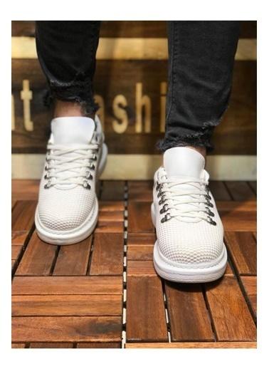 Chekich CH021 YBT Erkek Ayakkabı BEYAZ Beyaz